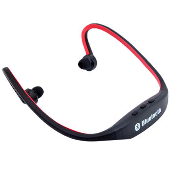 AURICULARES STEREO BT BLUETOOTH PS3 ROJO/N SATYCON