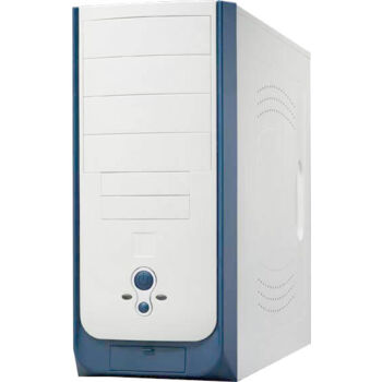 ORDENADOR PC LINKW BLANCO I3-2120 4GB 500GB DVDRW